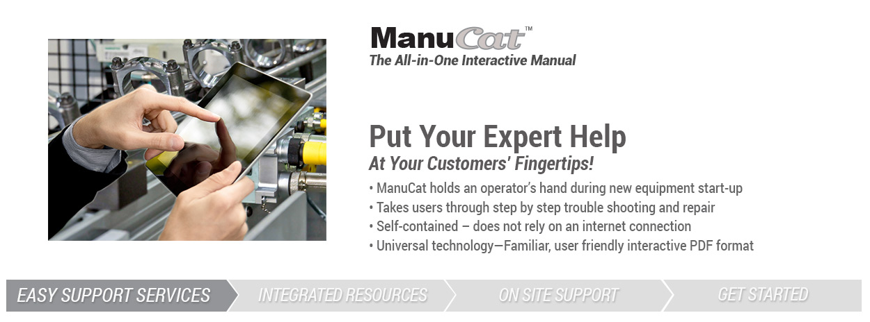 Put your expert help at your customers' fingertips!